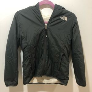 The North Face Reversible Jacket Sherpa XS